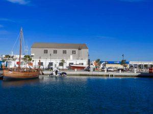 Limassol Marina Boat